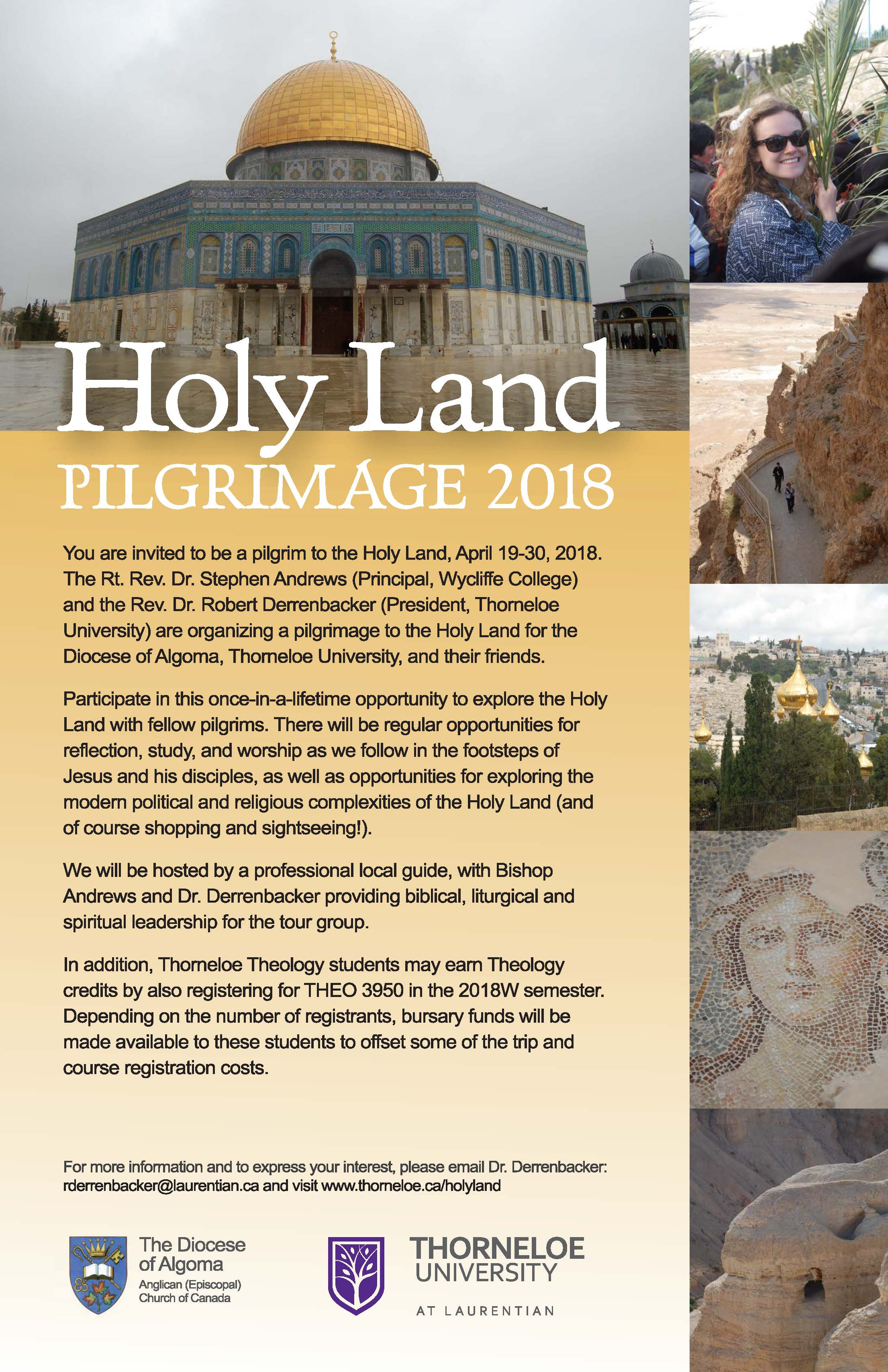 Pilgrims are ... Pilgrimage to the Holy Land. Pilgrim tours 4