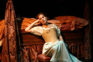 Patricia Tedford as Anne Hathaway
