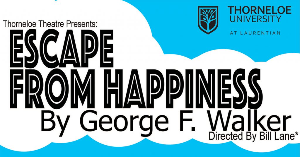 Escape from Happiness Title